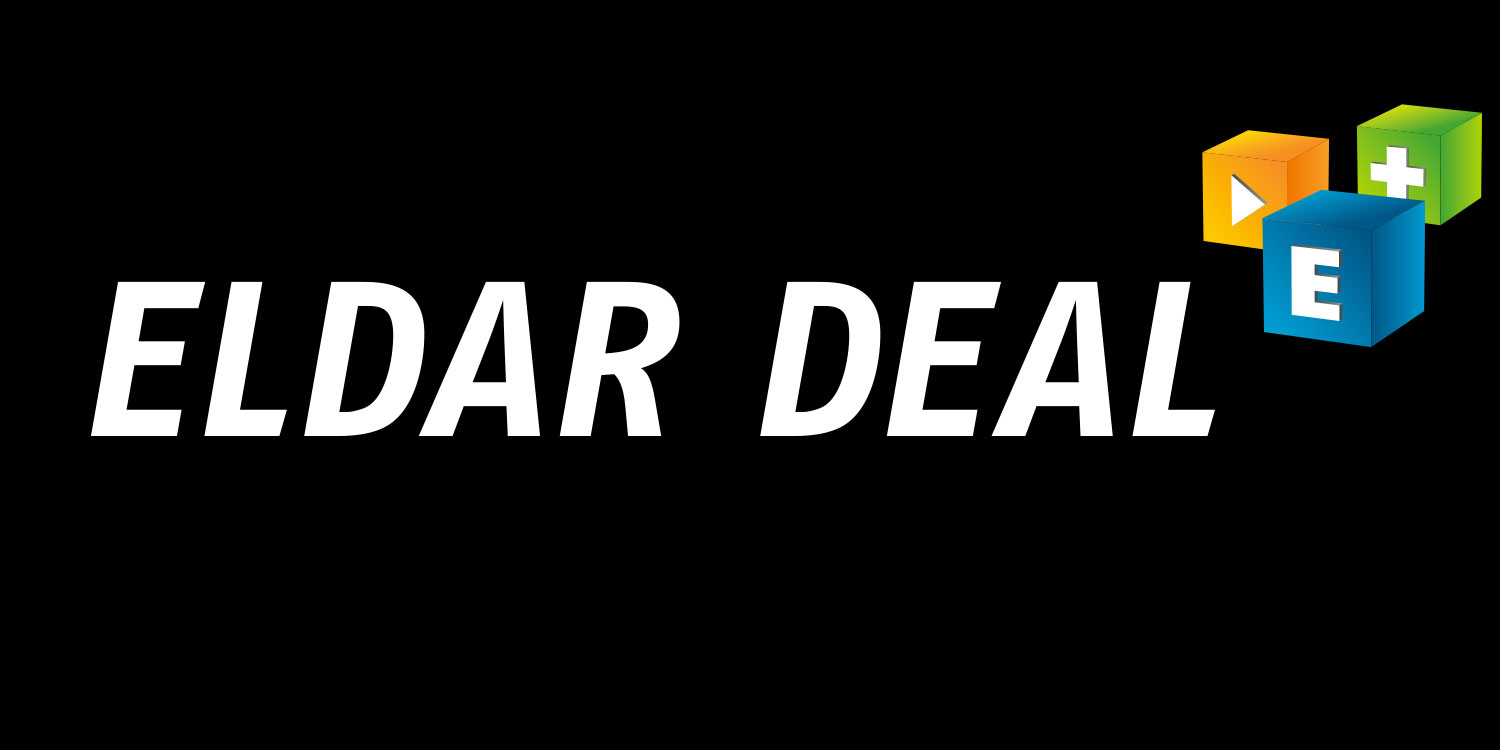 Eldar Deal – Logogestaltung / Corporate Design